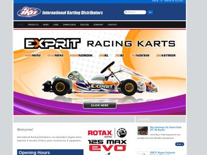 International Karting Distributors