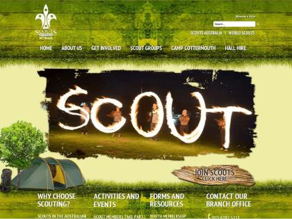 Scouts ACT