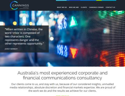Cannings Corporate Communications