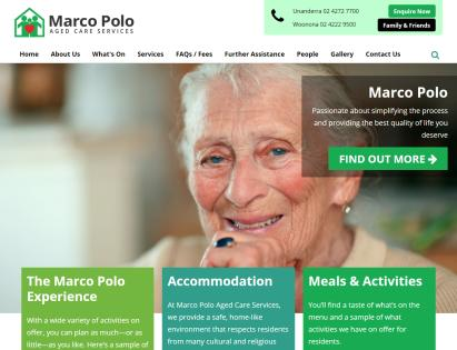 Marco Polo Aged Care Services