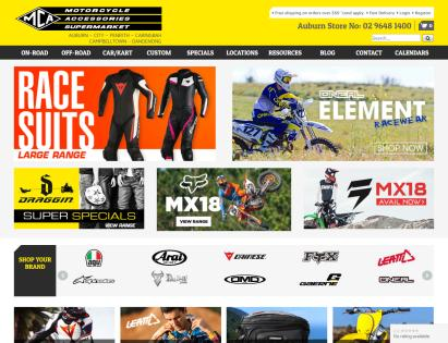 Motorcycle Accessories Supermarket
