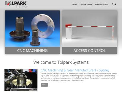 Tolpark Systems