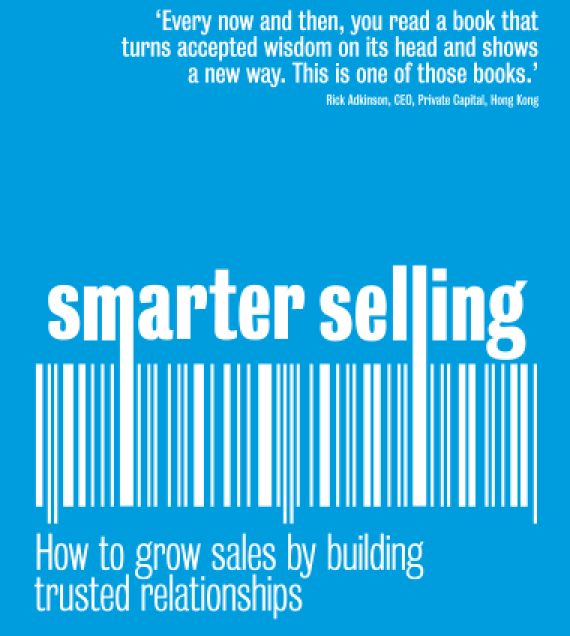 Essential Business Books - Smarter Selling – Keith Dugdale & David Lambert