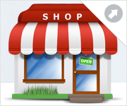 Use SiteSuite CMS to create a dynamic shopfront