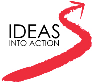 Ideas into Action logo