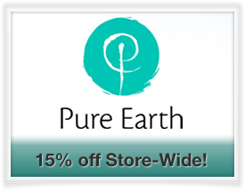 Pure Earth natural organic shampoo and cleaning products