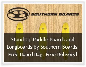 Stand Up Paddle Boards and Longboards by Southern Boards