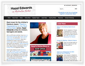 Hazel Edwards website