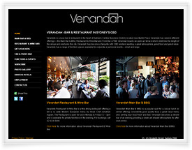 Verandah Bar & Restaurant