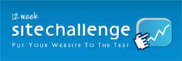 SiteChallenge - helping you to make your online business a success